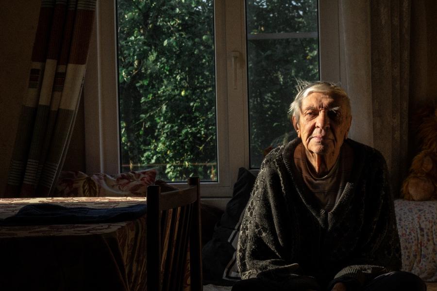 Rouw bij ouderen