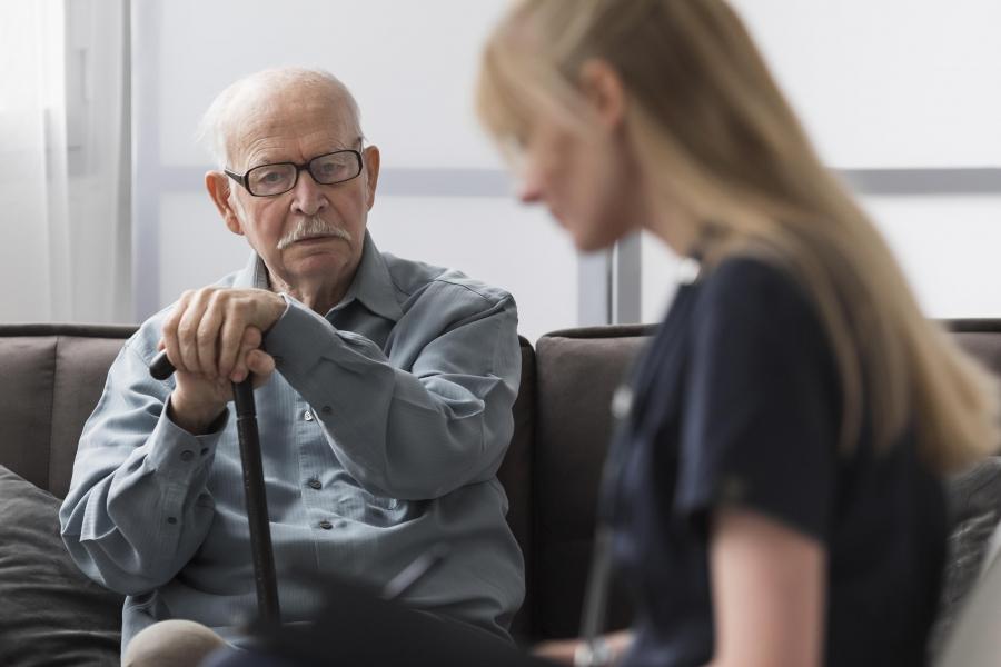 Psycholoog woonzorgcentrum